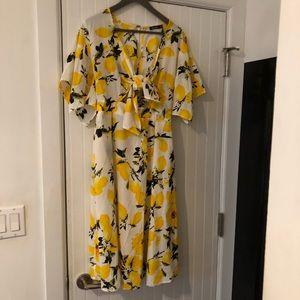 Lemon dress 🍋